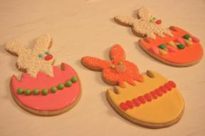 Easter Bunny Cookie Decorating Tips