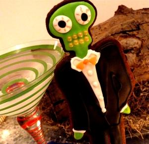 The Dapper Zombie!