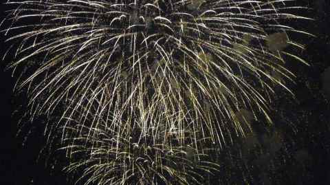 magical plume firework