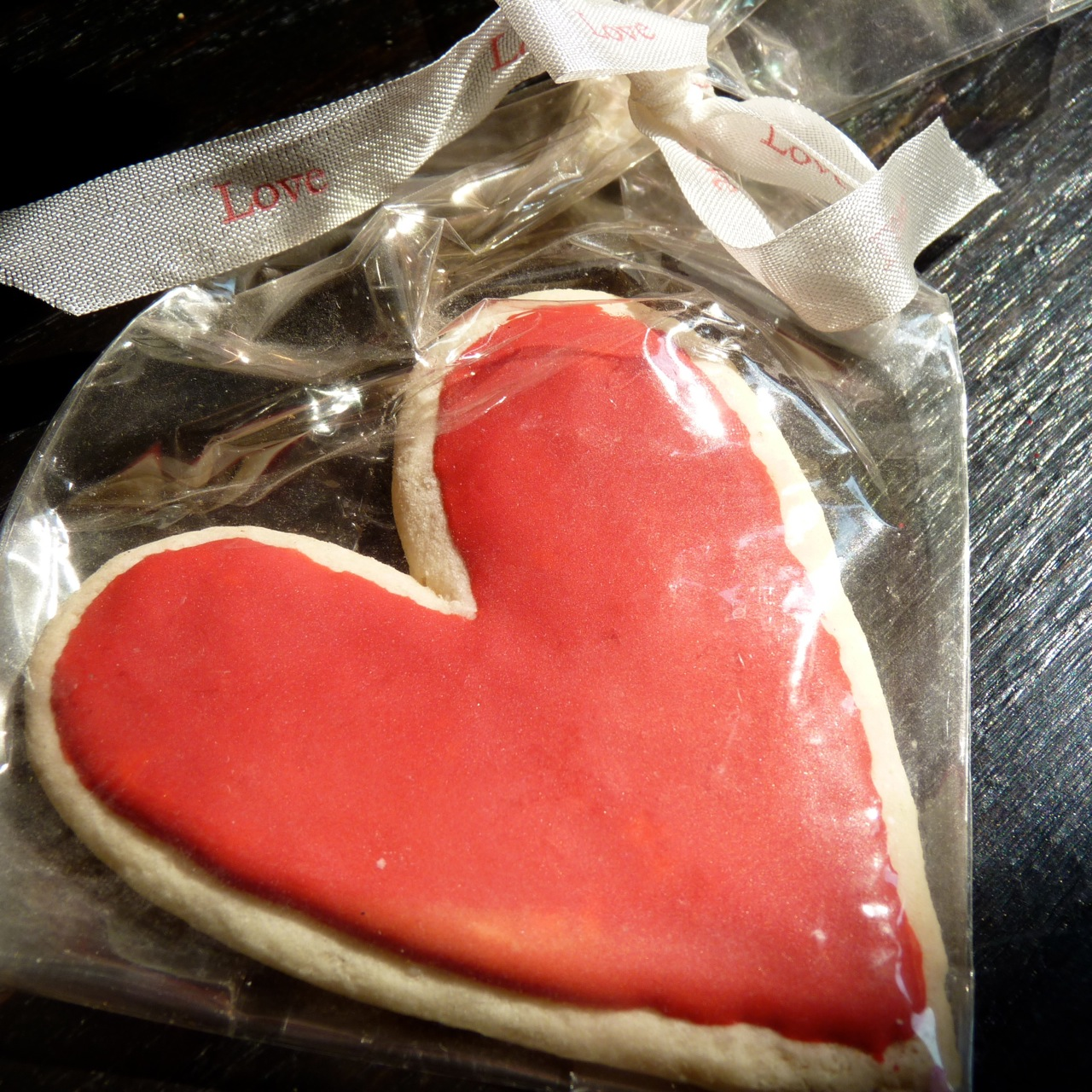 Heart Cookie by Tam