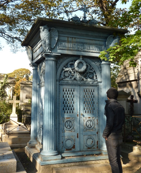 blue tomb